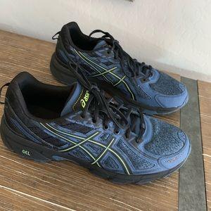 asics men's gel venture 6 running shoes 10.5